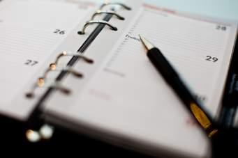 Modifications d'horaires à partir de juillet et dates de congés d'été